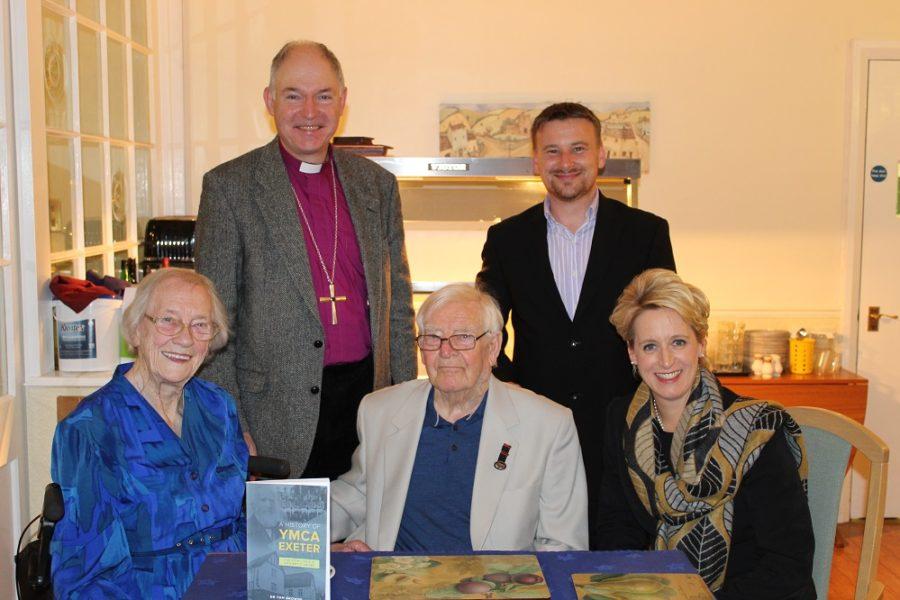 Emma Osmundsen Si Johns Bishop Robert Atwell